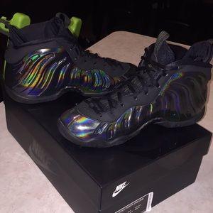 Nike foamposite 6.5Y